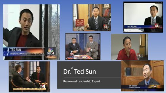 Dr Ted Sun - Unforgettable Education 1