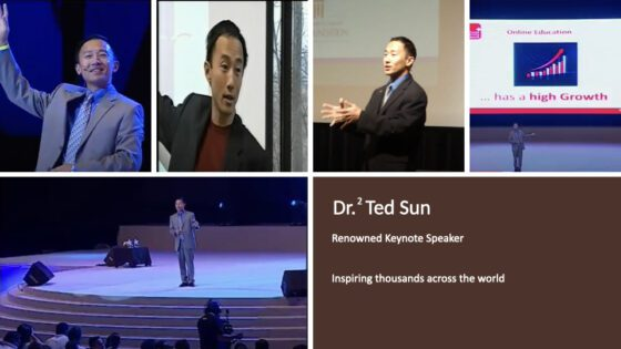 Dr Ted Sun - Unforgettable Education 3