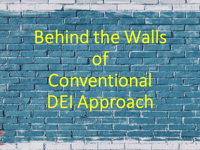 Walls of Conventional DEI